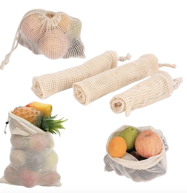 resuable mesh bags