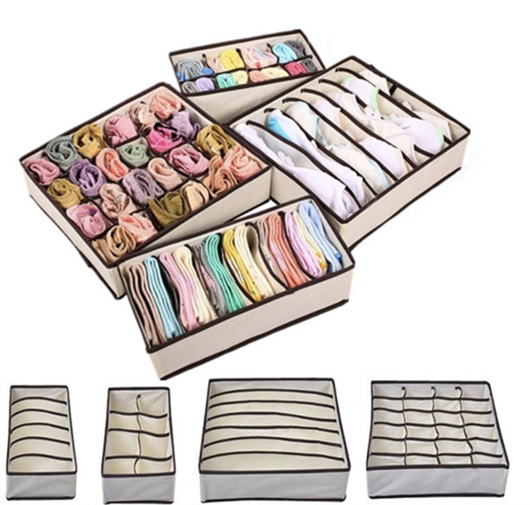 sock underwear drawer organizer