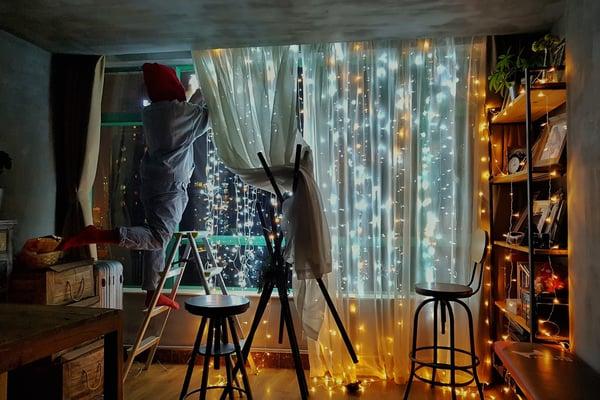 unsplash-zhangzui-lights