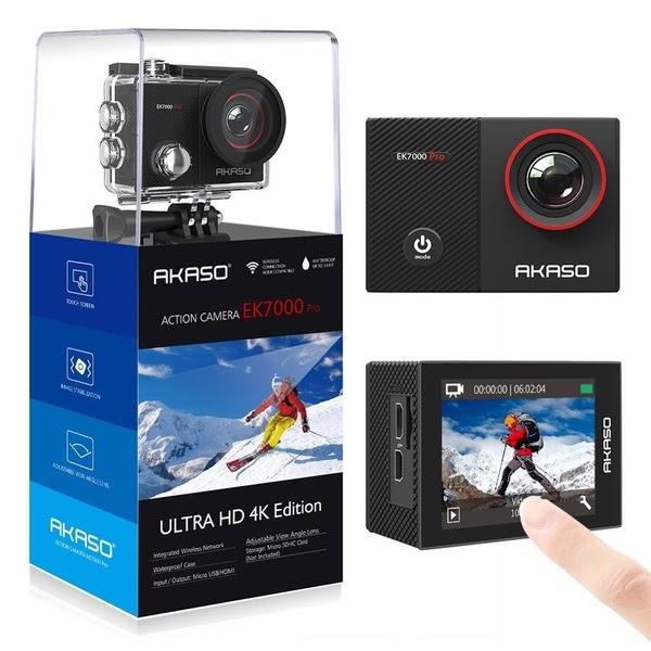 action camera tech
