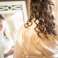 wedding, dress, robe