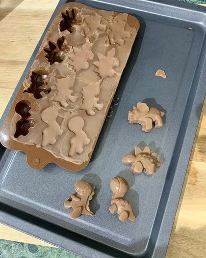 Dinosaur Baking Mould