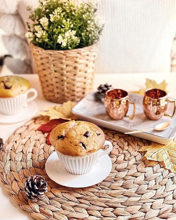 Baked Muffin