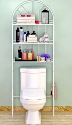 organize, toilet, bathroom