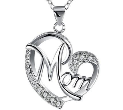mamma diamant halsband