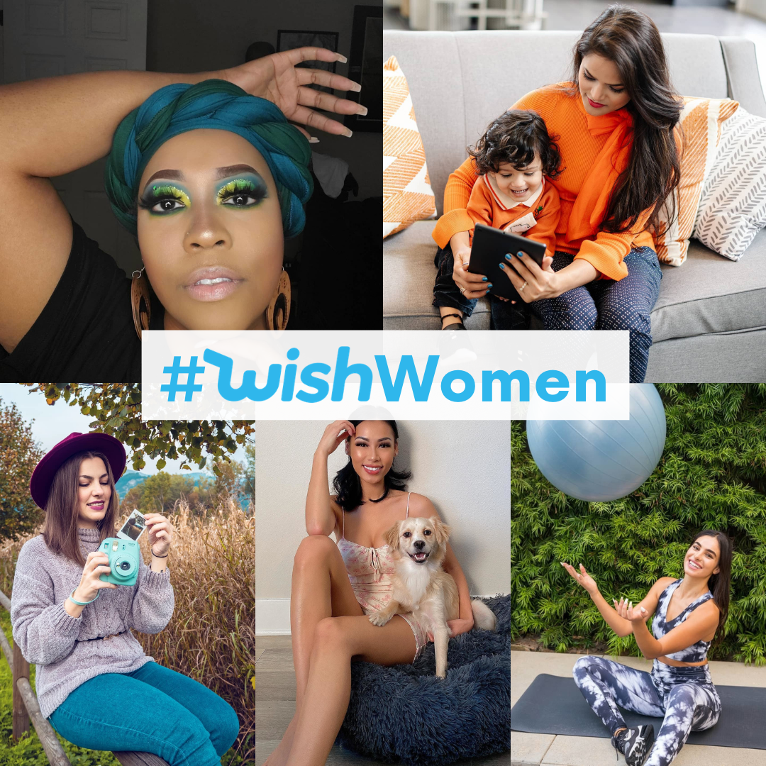 Wish Local Celebrates #WishWomen Female Entrepreneurs