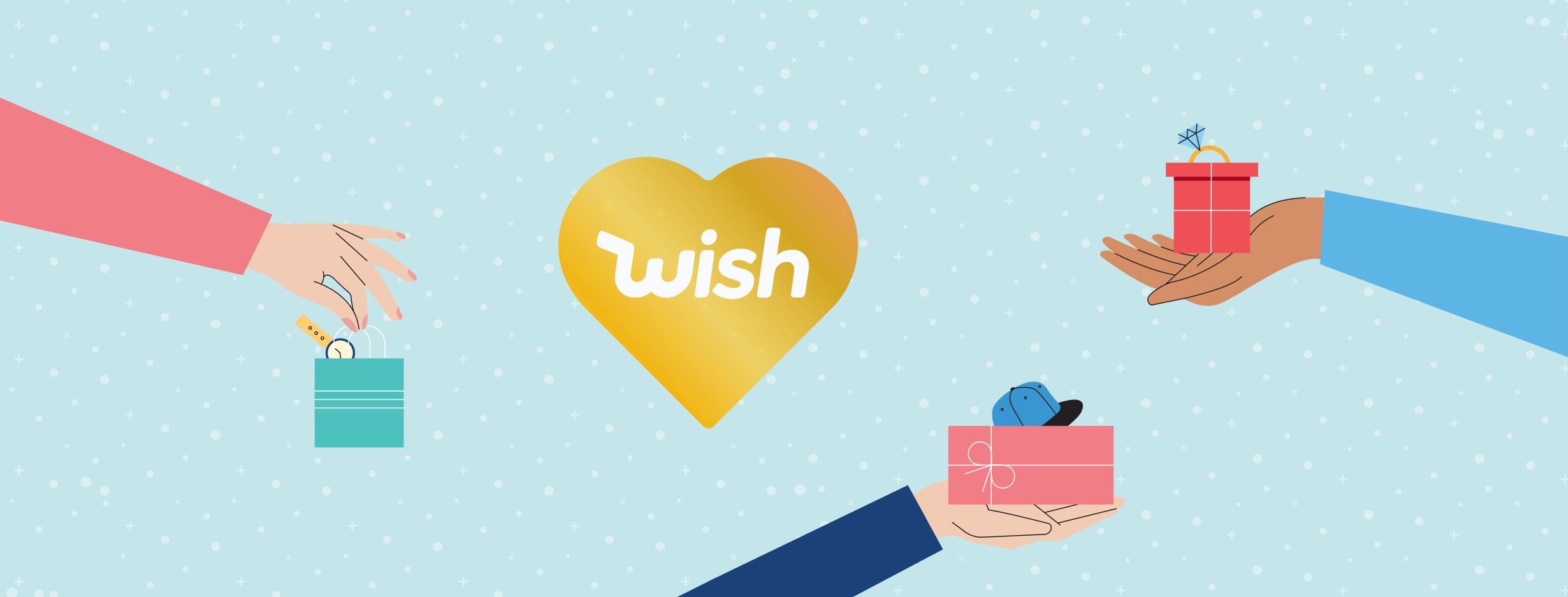 Come funziona wish shopping sito italiano