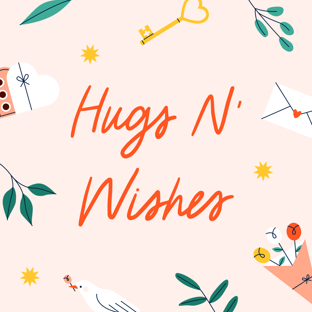 #HugsNWishes Official Contest Rules
