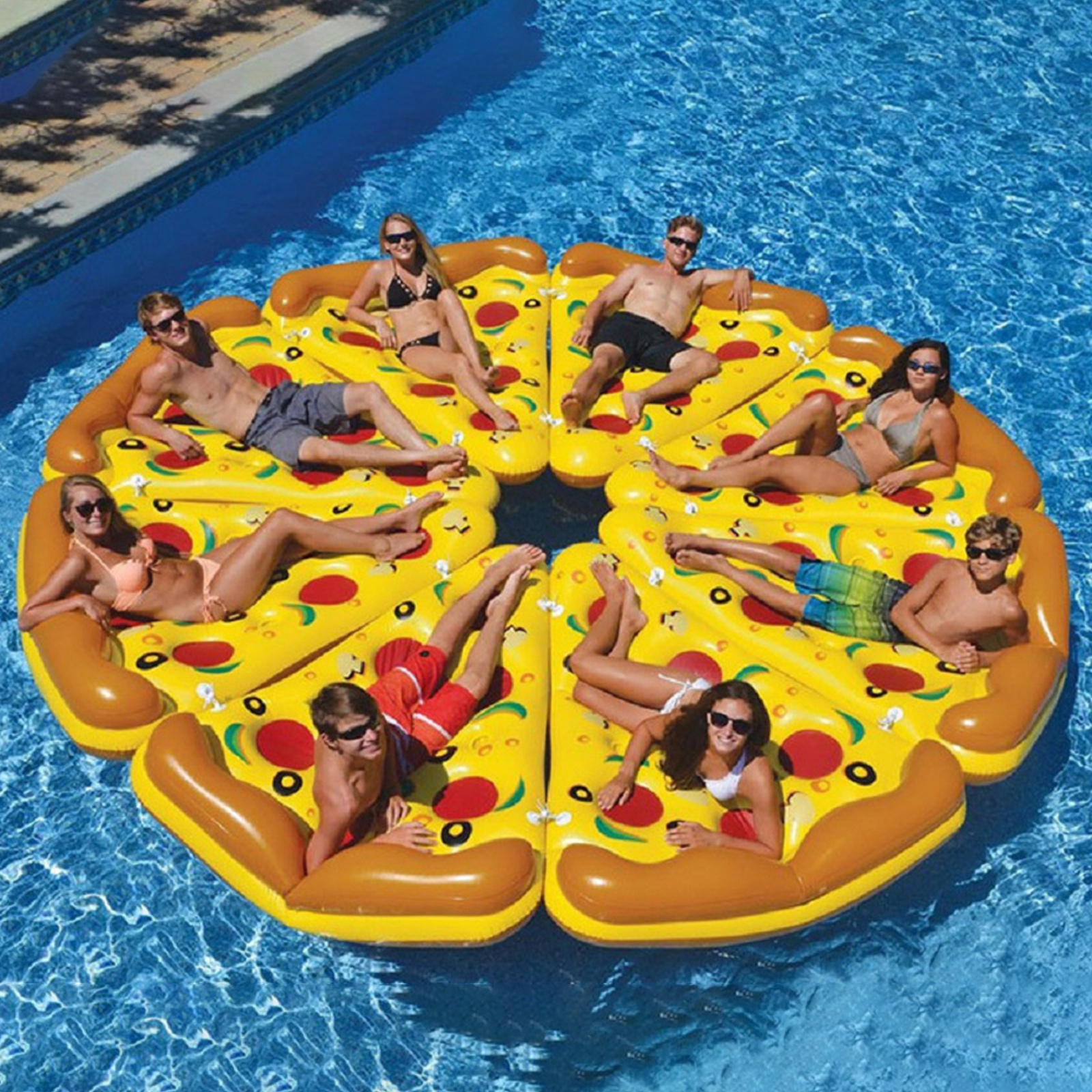 materassino pizza
