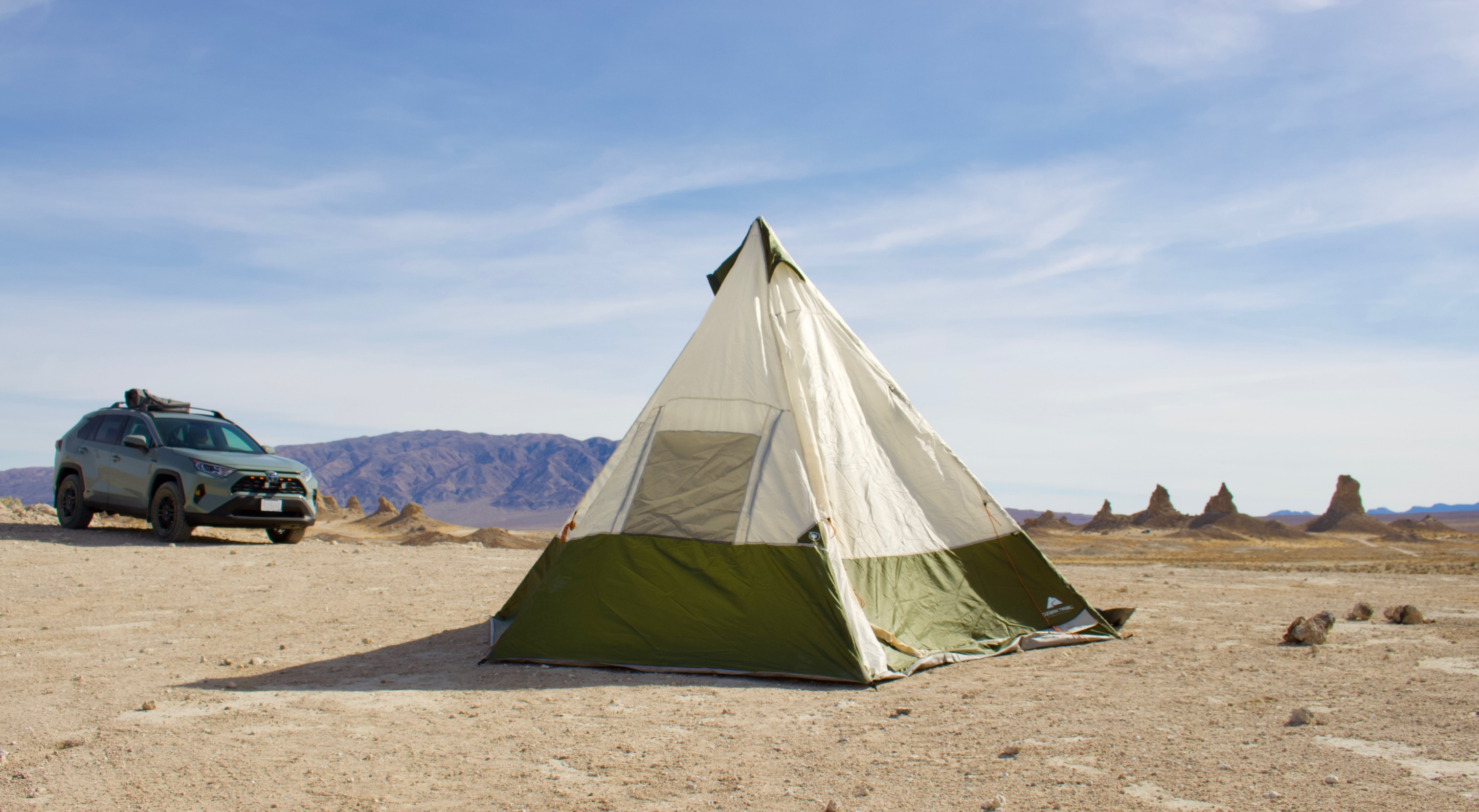 Tu lista para ir de campamento