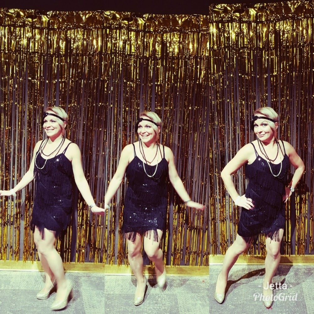 Tassle Flapper Dresses