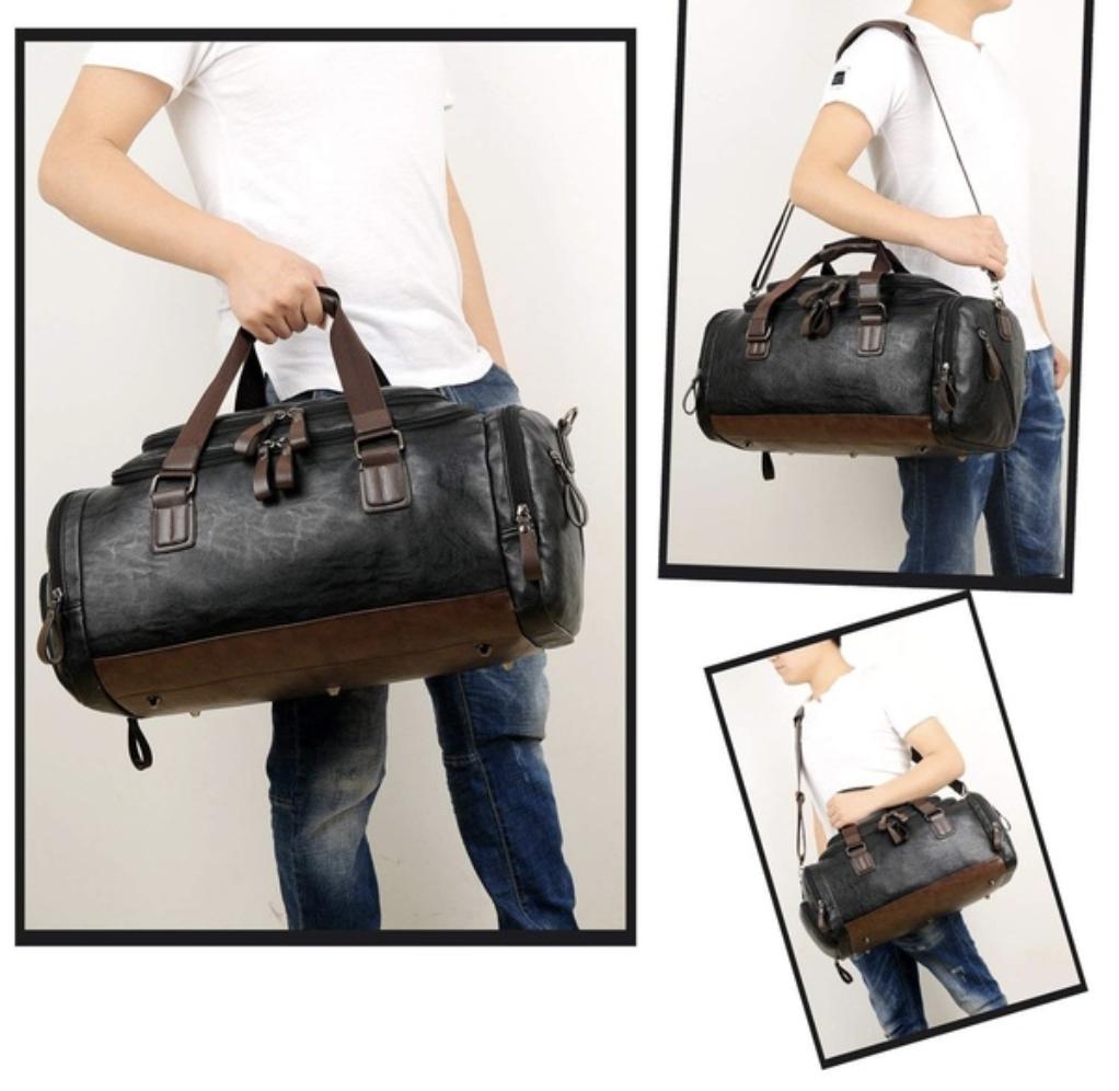 duffel bag, travel