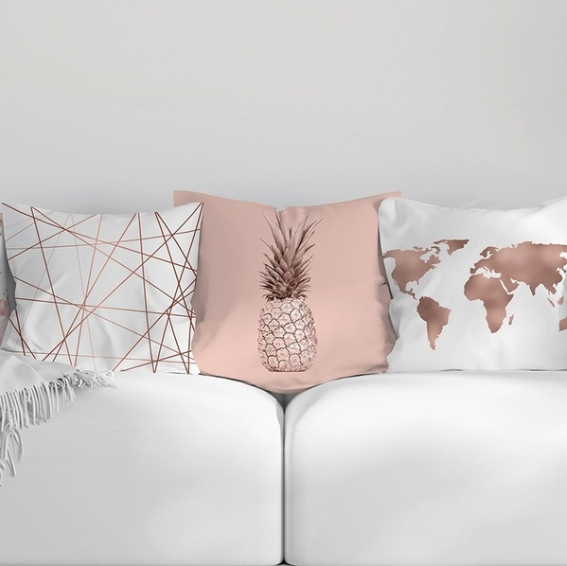 decorative pillows