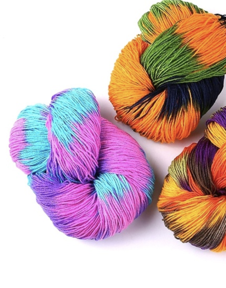 multi-colored-yarn