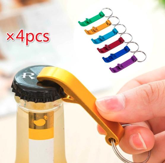 keychain, bottle opener, game day