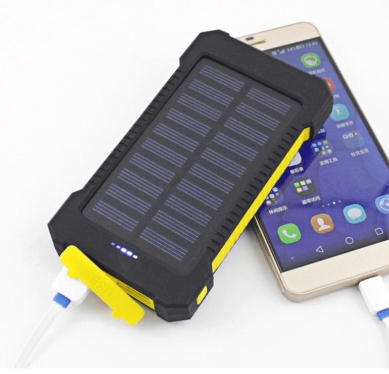 Solar Power Bank, sustainable