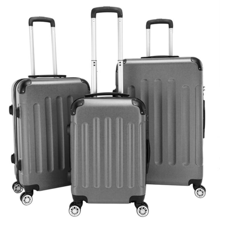 luggage set, travel