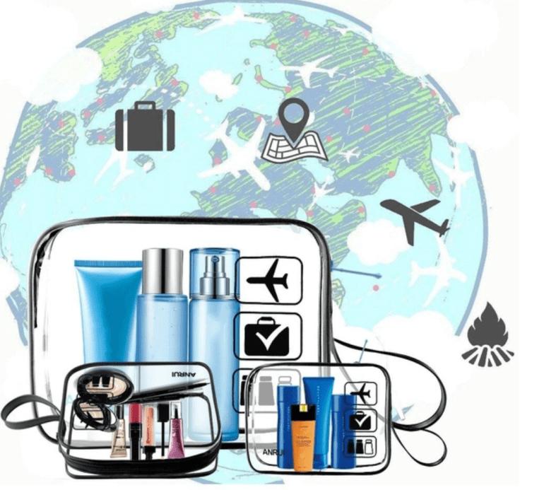 toiletries kit, travel