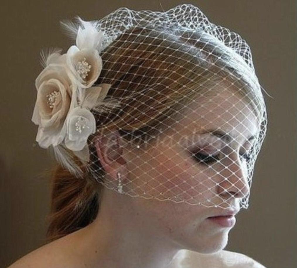 wedding, veil