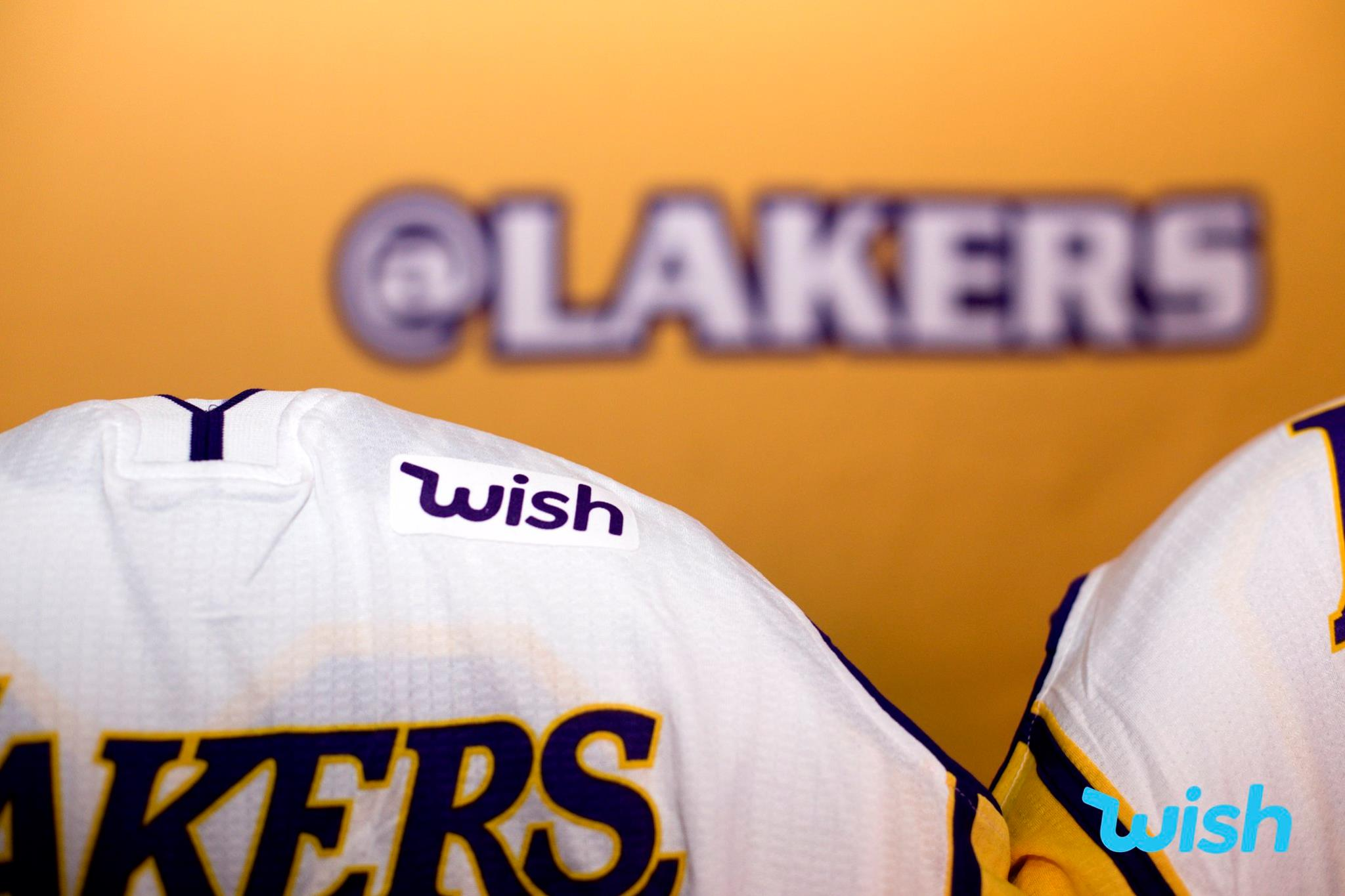 Lakers and Wish stars