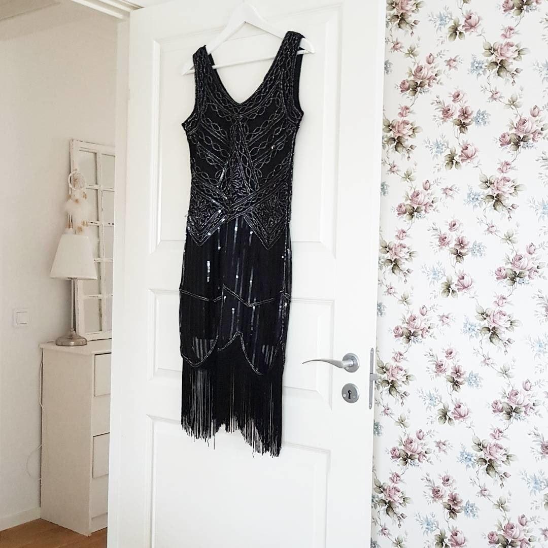 Sequin Flapper Dresses