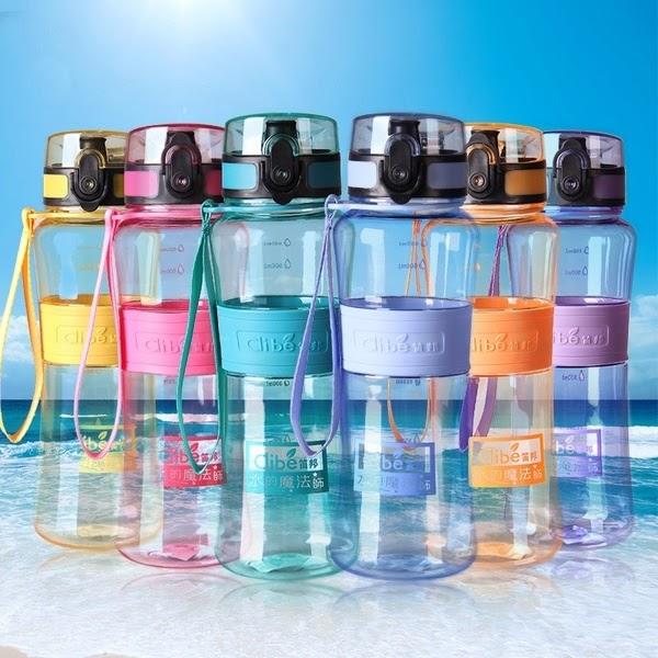 Reusable Water Bottle, New Year, Goals<br />