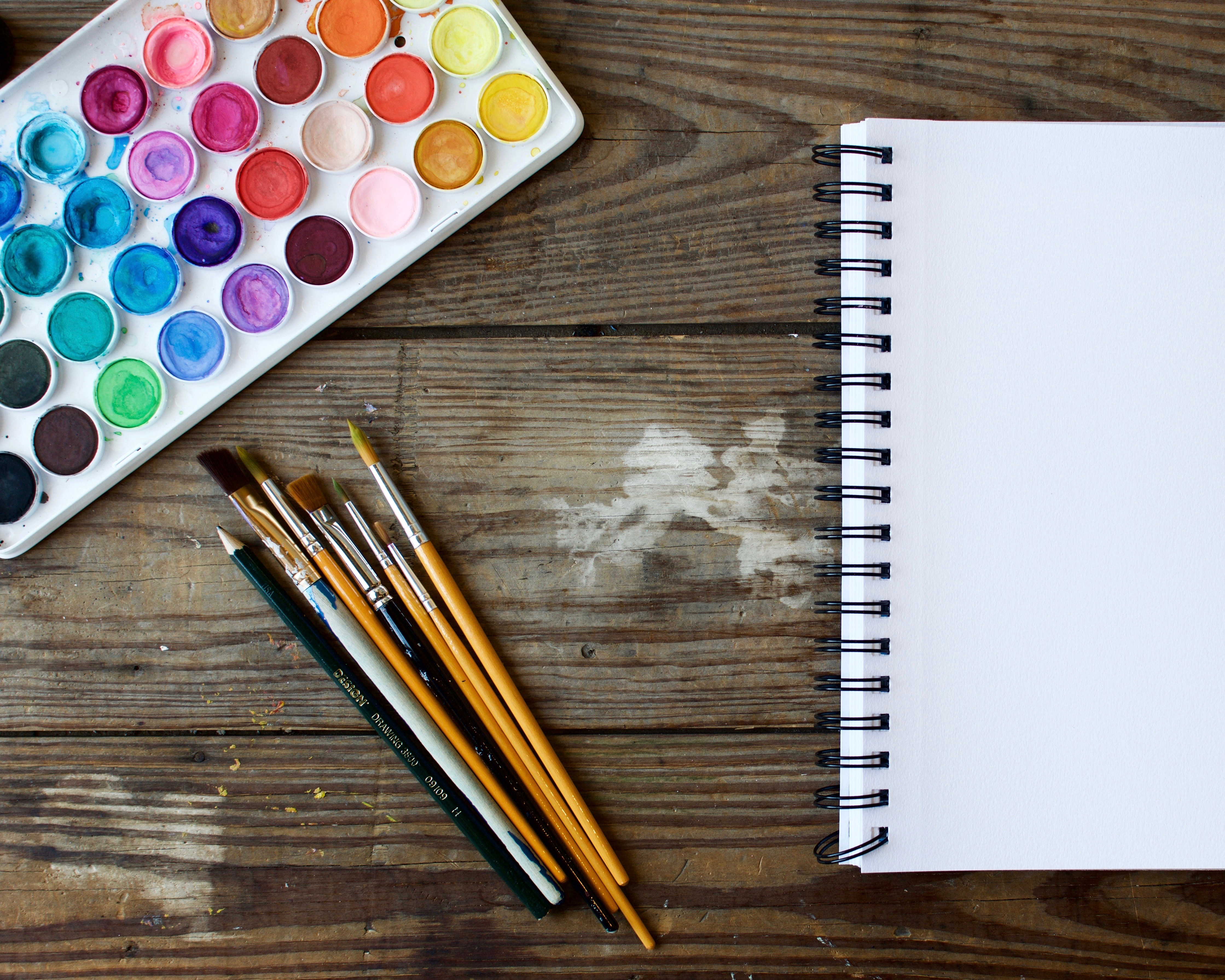 painting-journaling-hobbies-wish