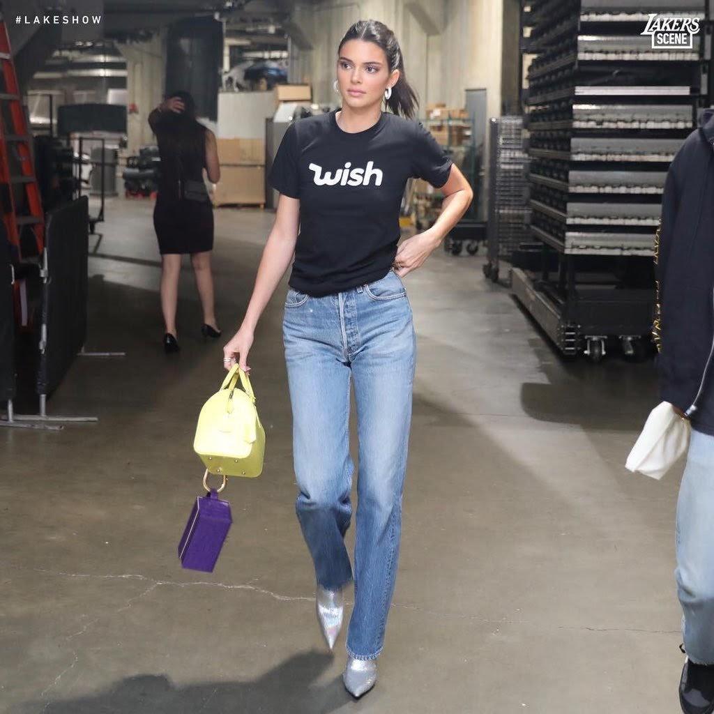 Wish Tee Shirt gear, Kendall Jenner