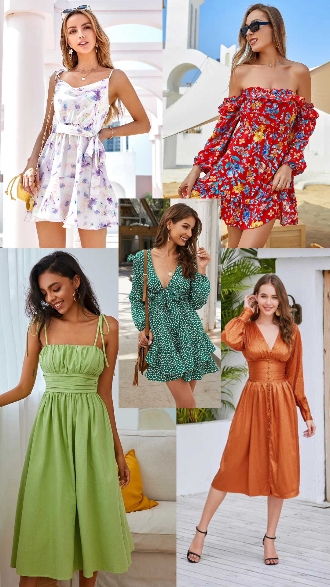 Top 5 Wedding Guest Dresses for Less Than $20