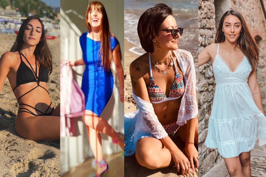 Costumi e vestiti estivi di Wish economici a meno di 10 euro per l'estate 2021