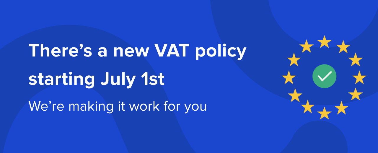 VAT update graphic