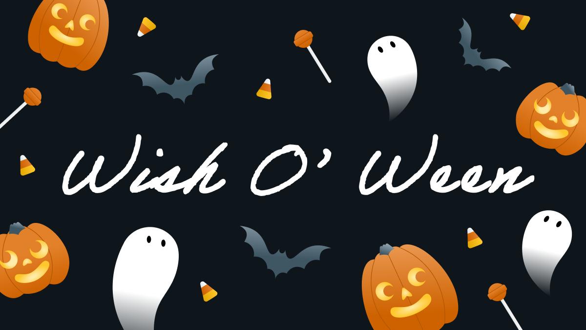 Wish Blog Banner