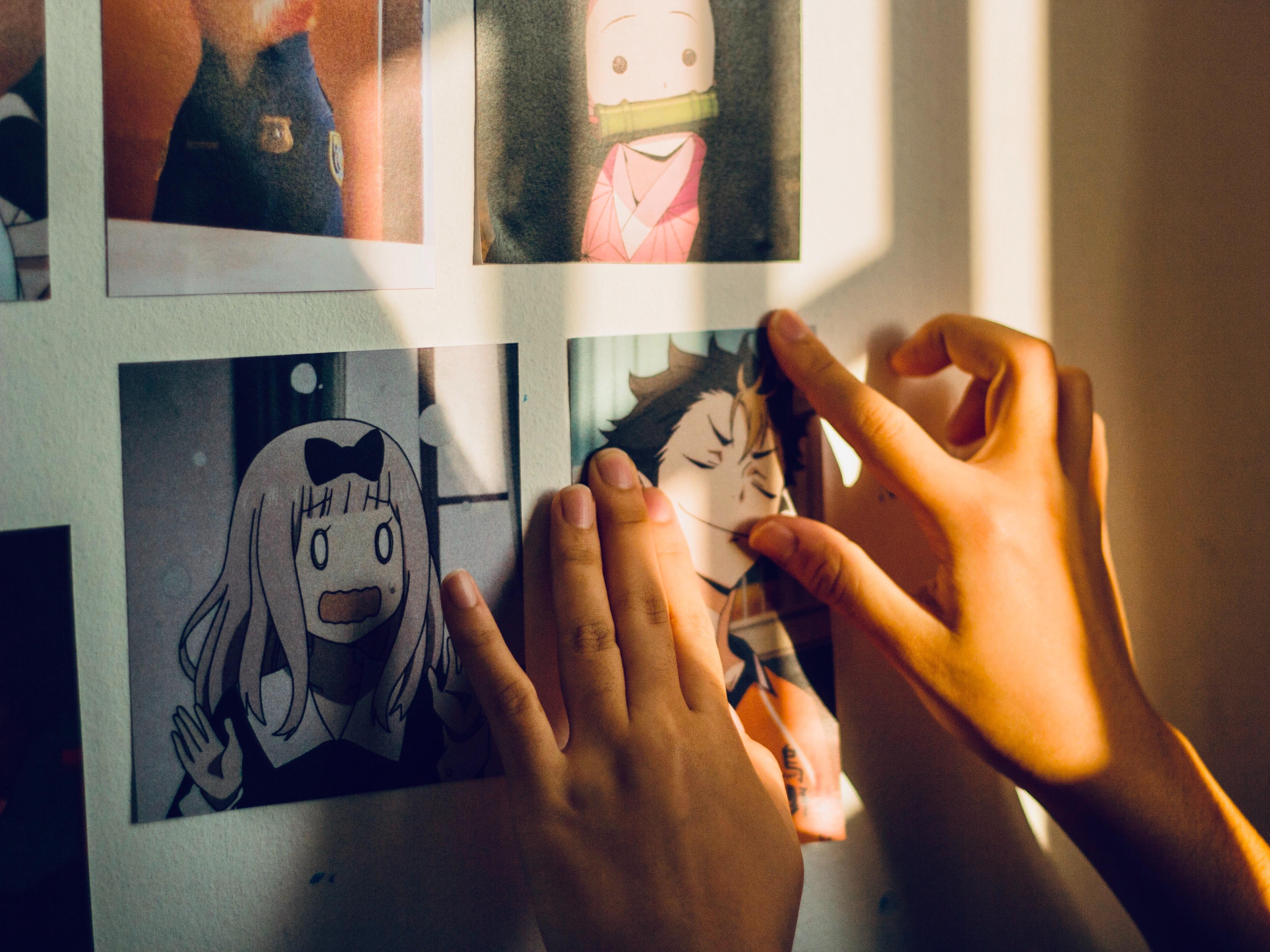 Anime e Manga: un mondo di articoli su Wish