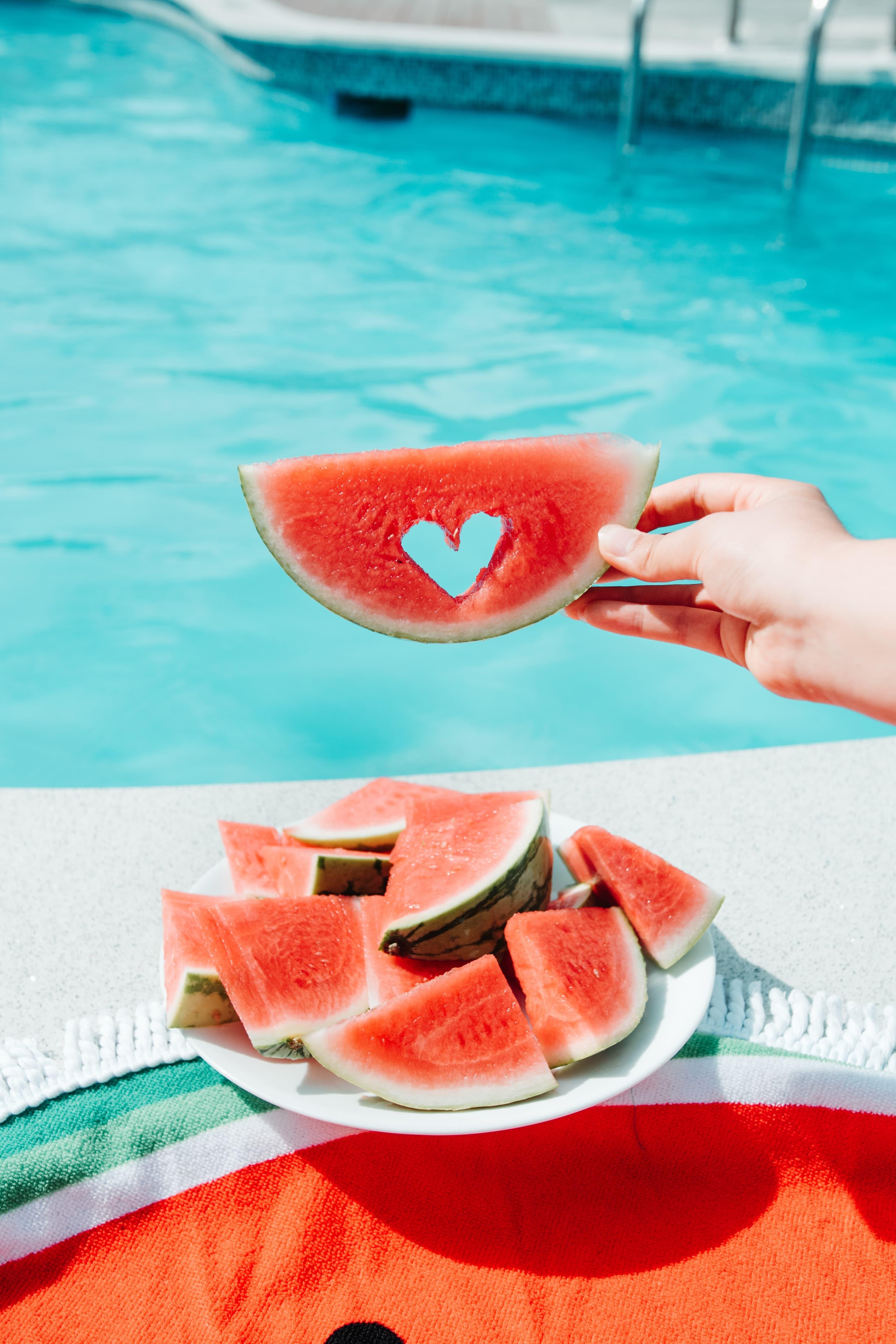 Celebra l'anguria il frutto dell'estate con Wish